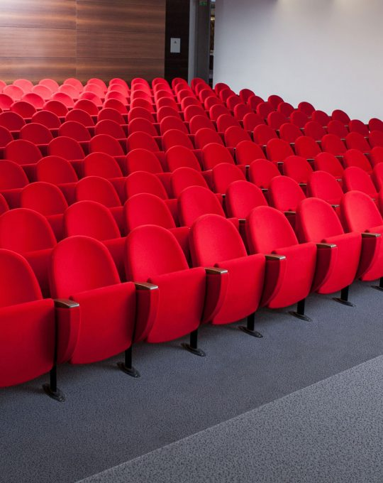 Conference Hall Minija