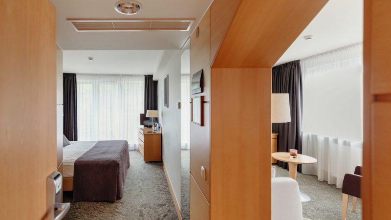 Standartiniai apartamentai palangoje Viešbutis Vanagupė [3]