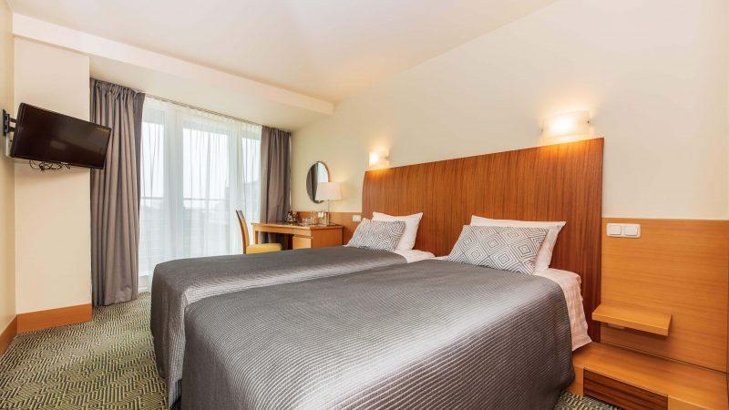 Standartinis kambarys Viešbutis Vanagupė