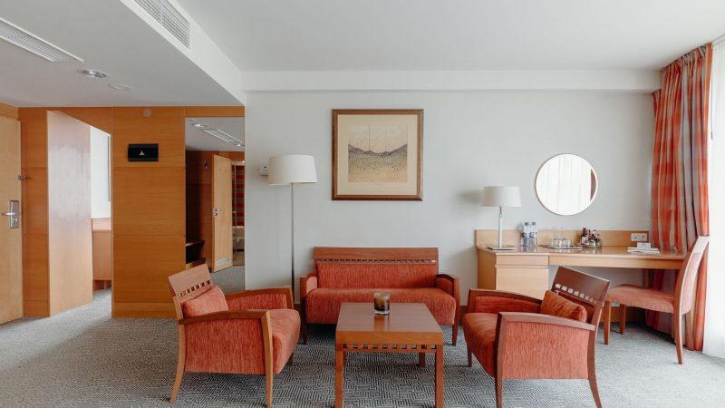 Verslo klasės apartamentai palangos viešbutyje VANAGUPĖ