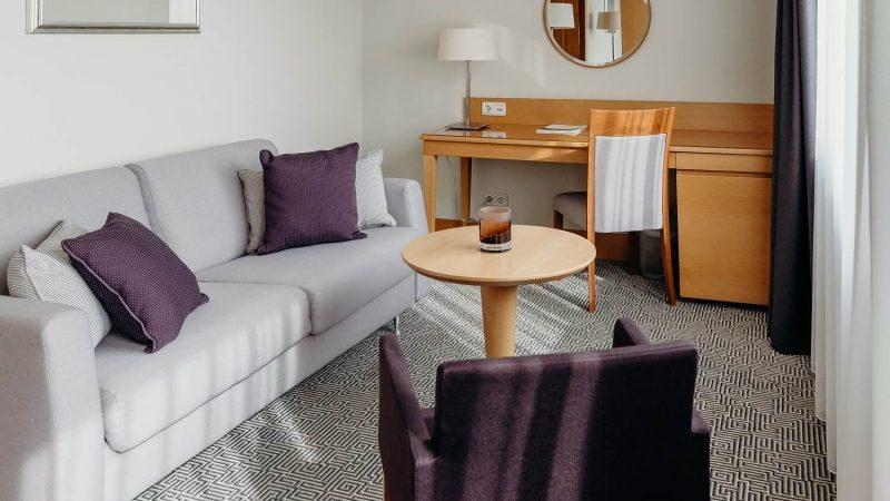 Verslo klasės apartamentai viešbutis Vanagupė