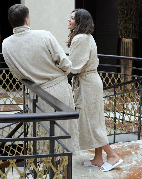SPA programa dviem asmenims palangos viešbutyje Vanagupė