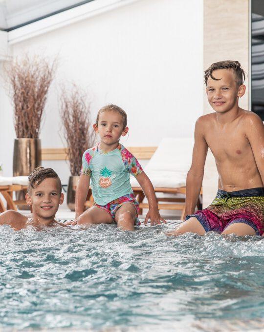 Šeimos SPA diena palangoje viešbutyje Vanagupė