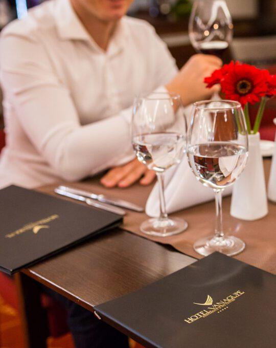 Romantiška vakarienė restorane Vanagupė
