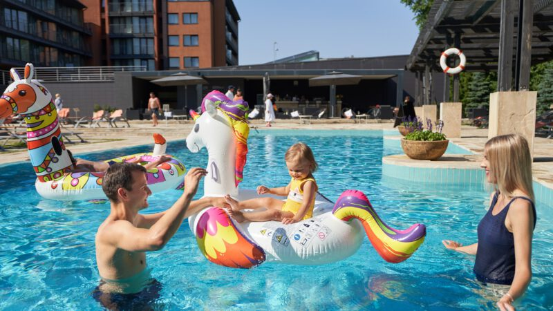 Family summer SPA holiday offers!