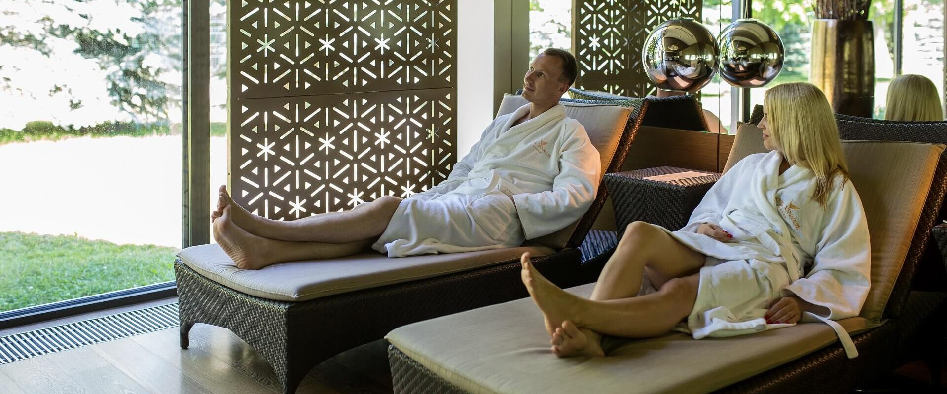"""SPA program for couple """"Cosiness together"""""""