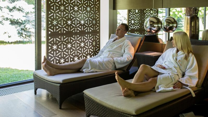 "SPA program for couple ""Cosiness together"""