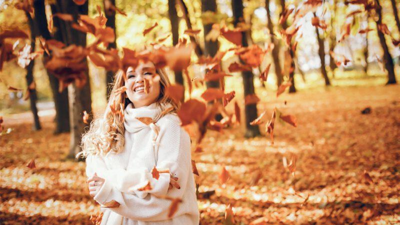 Patarimai kaip prižiūrėti veido odą rudenį