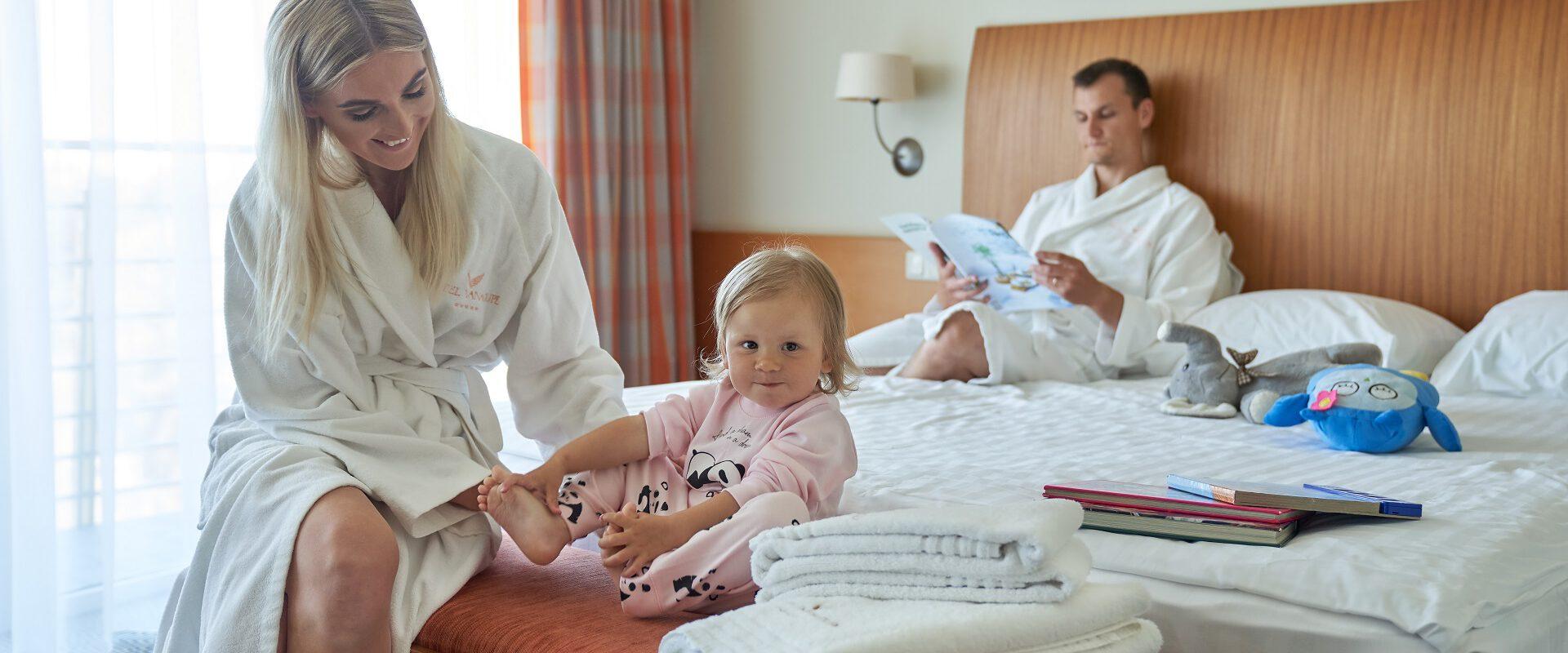Rudens atostogų pasiūlymas šeimai – 490 €