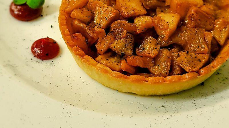 Šefo namų receptas: Obuolių tartas