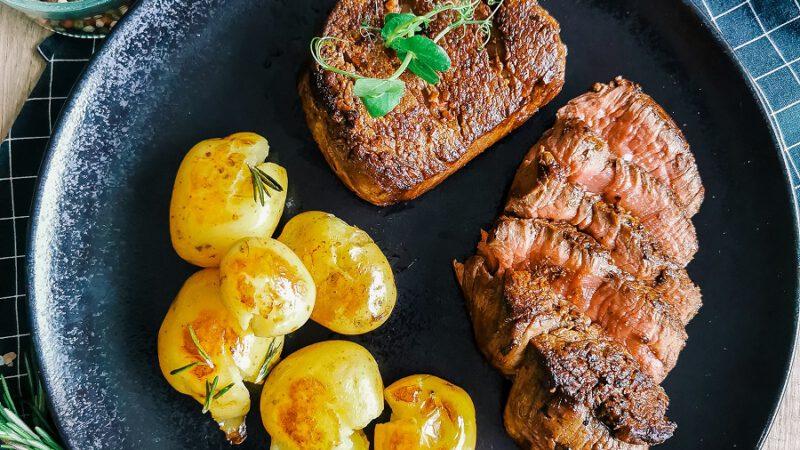 Šefo namų receptas: steikas