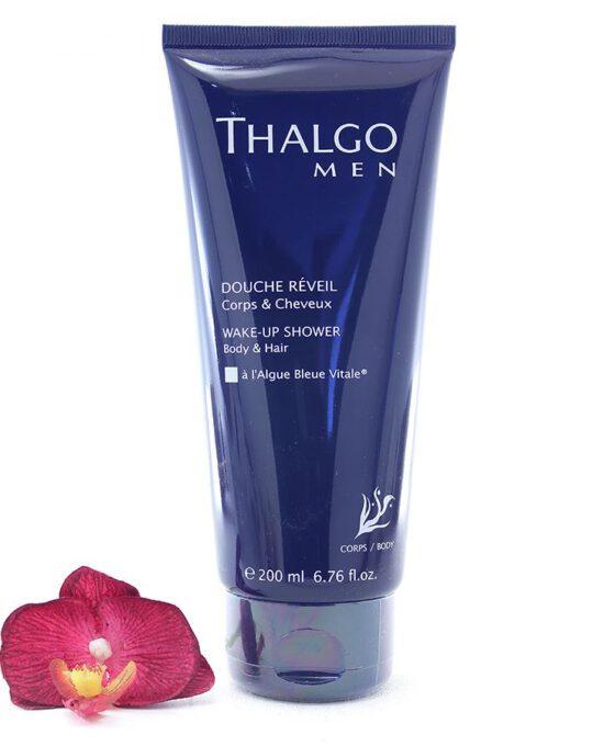 Žvalinanti dušo žele - šampūnas Thalgo