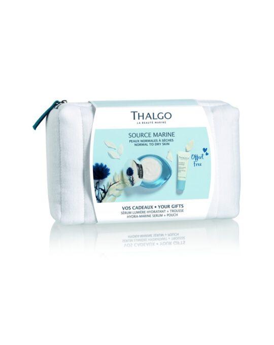 Drėkinantis THALGO rinkinys kosmetikinėje