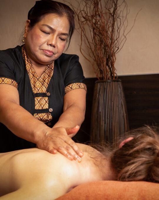 Tailandietiškas tradicinis masažas