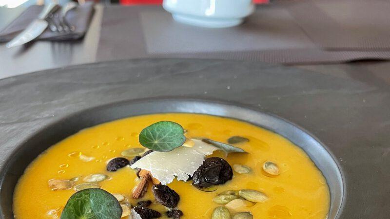 Šefo namų receptas: moliūgų sriuba